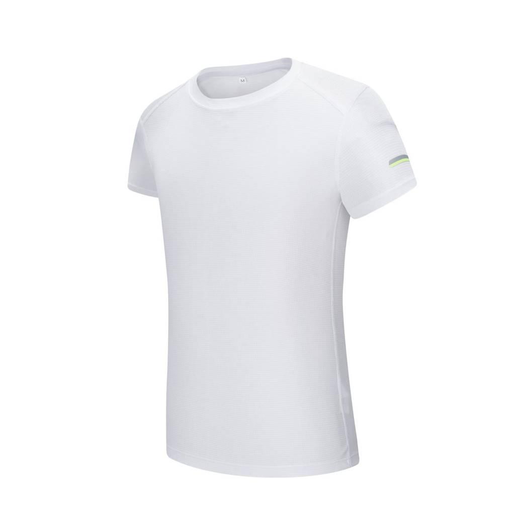 短袖t恤 女 圆领纯色白色潮流修身春夏季上衣