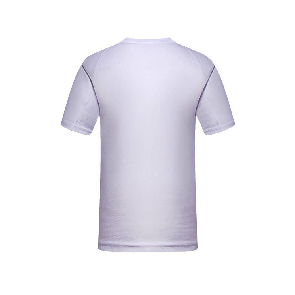 潮牌休闲t恤短袖修身个性圆领修身半袖打底衫2020新款-3D效果图