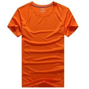 潮牌休闲t恤短袖修身个性圆领修身半袖