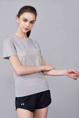 短袖T恤 潮流休闲款圆领吸汗运动上衣