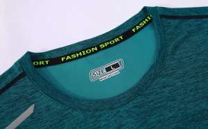 时尚潮流休闲T恤 男女同款   细节展示