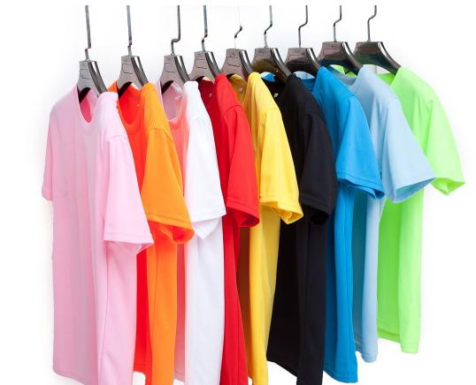 文化衫定制工艺的不同特点和适合的面料