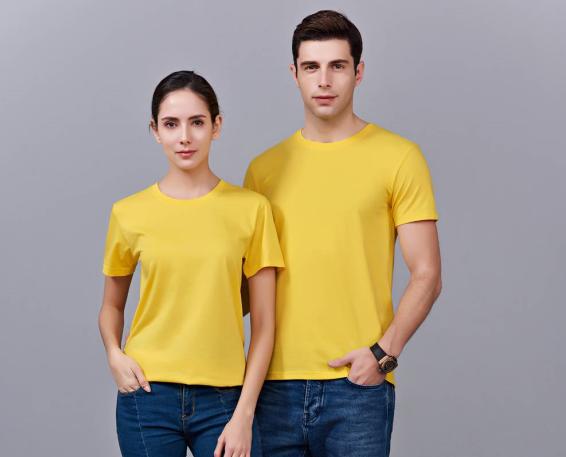 订做T恤有哪些优点呢?面料怎样选择?