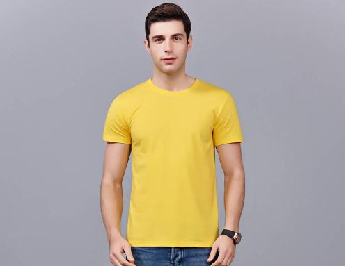 定做T恤时针织棉与纯棉的区别,T恤颜色变黄了怎么办?